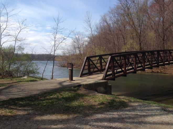 Trail Run: LaPorte, Indiana
