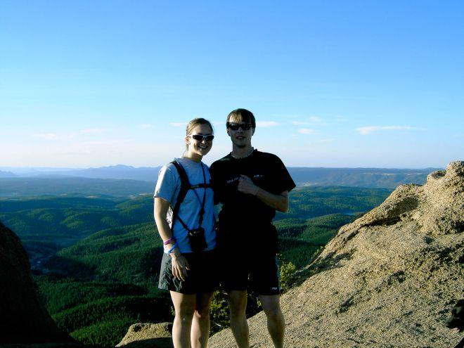 The Crags, Teller County Colorado (2005)