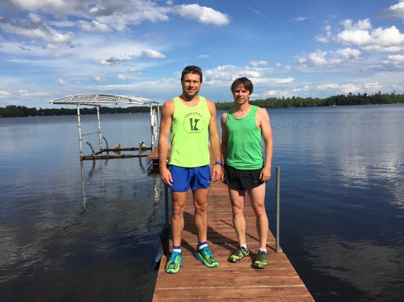 Grandma's Marathon, Checking the Minnesotabox