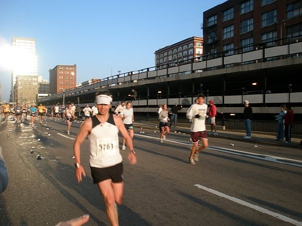 It is a marathon: lessons about behavior change taken from the first three miles.